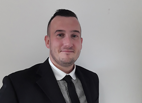 Vic Wheeler, new area sales manager for Remeha.