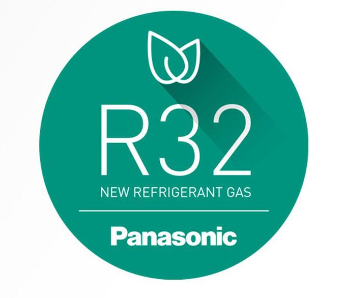 Panasonic makes full switch to R32