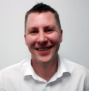 Mark Shelford, category manager for the Primaflow F&P heating division.