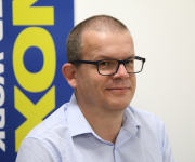 Mark Hall, new head of mechanical engineering and devices at Fernox.