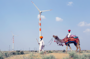 The Jath Wind Power programme in India.