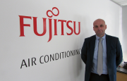Phil Deverick, commercial manager for the UK and Ireland for Fujitsu.