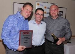 BSS Industrial rewards suppliers at annual event