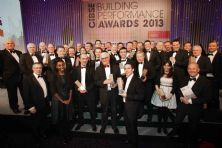 CIBSE announces winners of 2013 Building Performance Awards