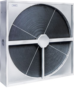 Air Handling Units: There's a wheel, there's a way