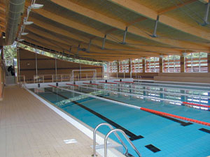 Environmental control systems come on in the water s lovely - Swimming pool evaporation control ...