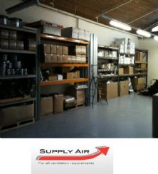 Supply Air on the move!