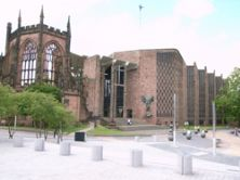Coventry Cathedral (Source: � Steve Cadman)
