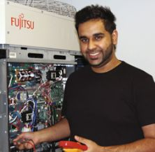 Fujitsu appoints new technical support engineer sciox Image collections