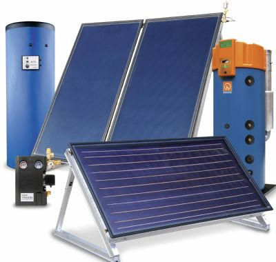 Hamworthy heating offers greater choice with new solar thermal systems