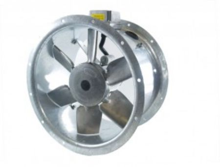 Flakt Woods range of axial fans