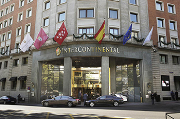 The InterContinental Madrid hotel has cut its energy use by 40 per cent using ABB VSDs and high efficiency motors.