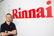 Chris Goggin, Rinnai operations director