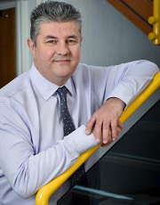 Paul Rose, chief executive of OFTEC.