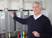 Tony Gitting, Rinnai UK