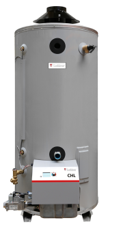 Charger Low NOx water heater.