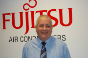 Fujitsu's Colin Goode will be retiring after almost 48 years in the HVACR industry.