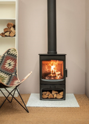 It is claimed eco-design stoves have the potential to assist in reducing particle pollution.