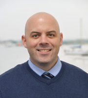 Gary Banham, new senior area sales manager for London.