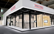 Stiebel Eltron's stand at ISH 2019.