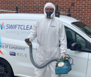 the company will offer two new dedicated services, ventilation ductwork deep cleaning, and environmental cleaning for hard surfaces to minimise the risk of cross infection from the COVID-19 Coronavirus.