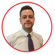 Darren Baxter is Albion Valves new sales and marketing director