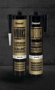 THE WORKS PRO sealant from Geocel