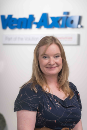 Jenny Smith, head of marketing at Vent-Axia