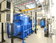 An installed CHP plant from Edina