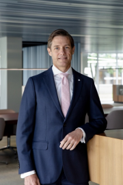 William Christensen, chief executive of the REHAU Group