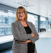 Karen Boswell, managing director of Baxi Heating