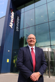 Airedale International managing director, Tony Cole