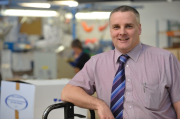 Technical product manager at Vent-Axia Dave Cook