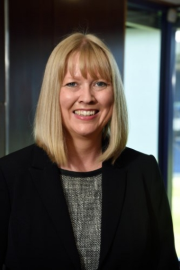 Fiona Hodgson, chief executive of SNIPEF