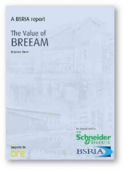 New report considers the value of BREEAM