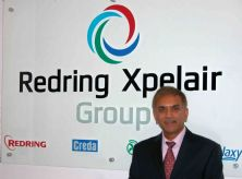 Redring Xpelair appoints new ceo