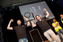 Fastest fitters win Geberit Challenge 2012