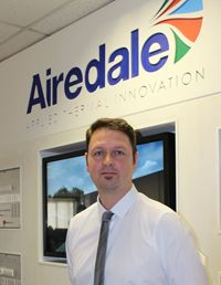 New area sales engineer for Airedale International