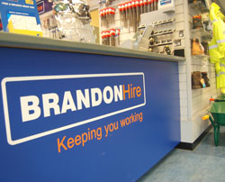 Brandon Hire expands to boost Scottish presence