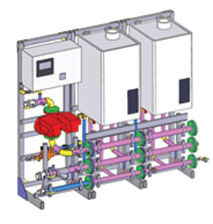 Commercial Heating: Condensing boilers must be part of an integrated system
