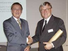 HVCA Newslink: Peter Hoyle elected president of European umbrella body