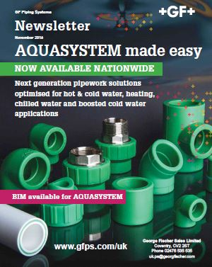GF AQUASYSTEM Now Available Nationwide